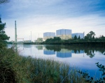 The two-unit, 1,870-megawatt Brunswick Nuclear Plant is located approximately two miles north of Southport, N.C., and houses two boiling water nuclear reactors. This was the first nuclear power plant built in North Carolina, beginning operation in 1975.