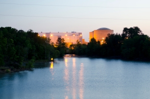 Catawba Nuclear Station is located on Lake Wylie in York County, S.C.