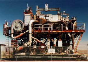 A photo of Experimental Breeder Reactor No. 1