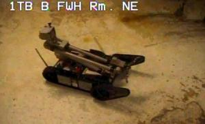 Photo of a 510 PackBot