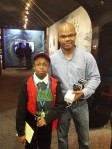 A member of McGuire's YGN group inspires a young engineer!
