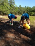 Carolina Beach State Park Clean Up -