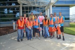 Catawba Road Clean Up Volunteers