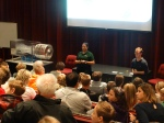 Homeschool presentation at McGuire Nuclear Station.