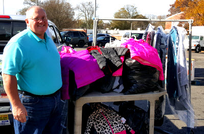 McGuire Nuclear Station Coat Drive 2015