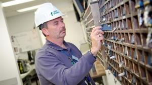 Duke Energy employee at Catawba Nuclear Station