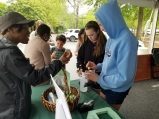 Woodland Discovery helped students start their own seeds.